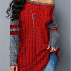 Rosewe Knit Sweater